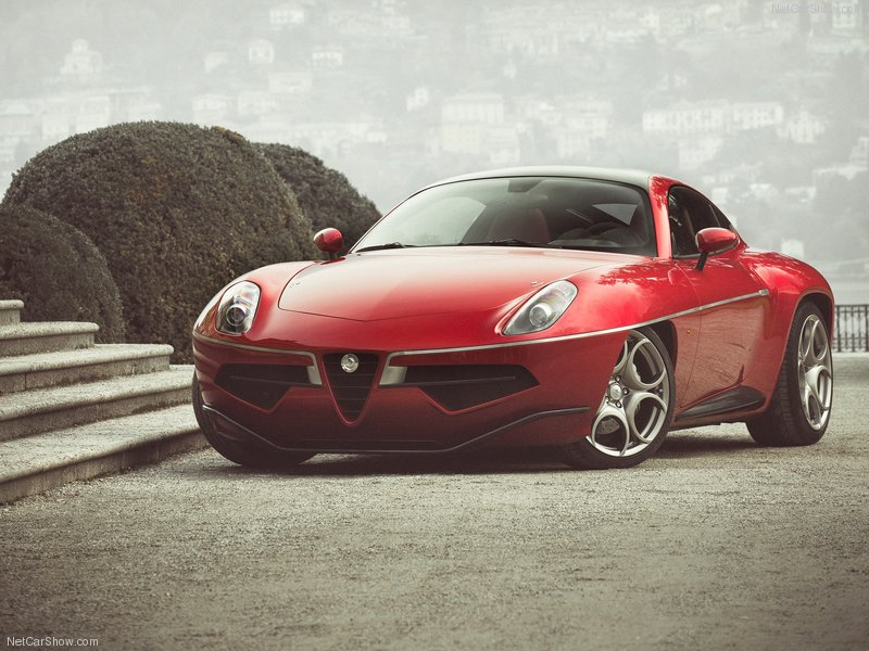 Alfa Romeo Disco Volante Touring
