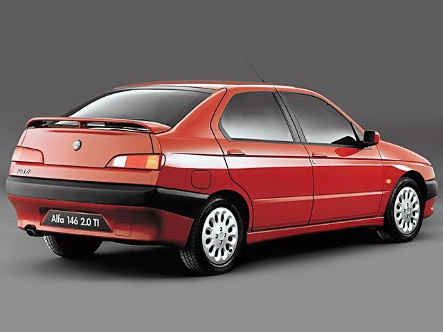Alfa Romeo 146 1.8 Twin Spark