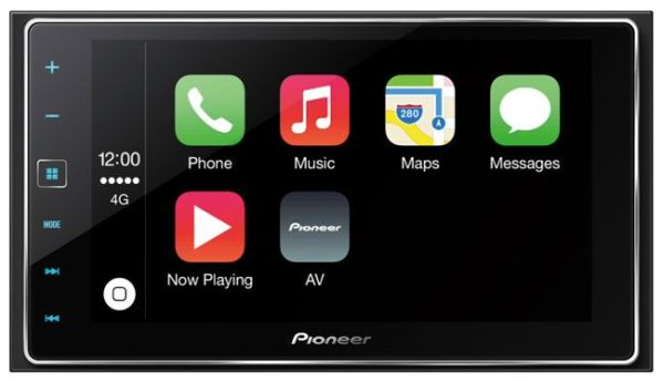 AUTORADIO/VIDEO/GPS PIONEER SPH-DA120