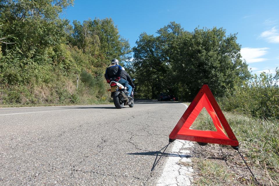 assurance moto-accidents deux roues