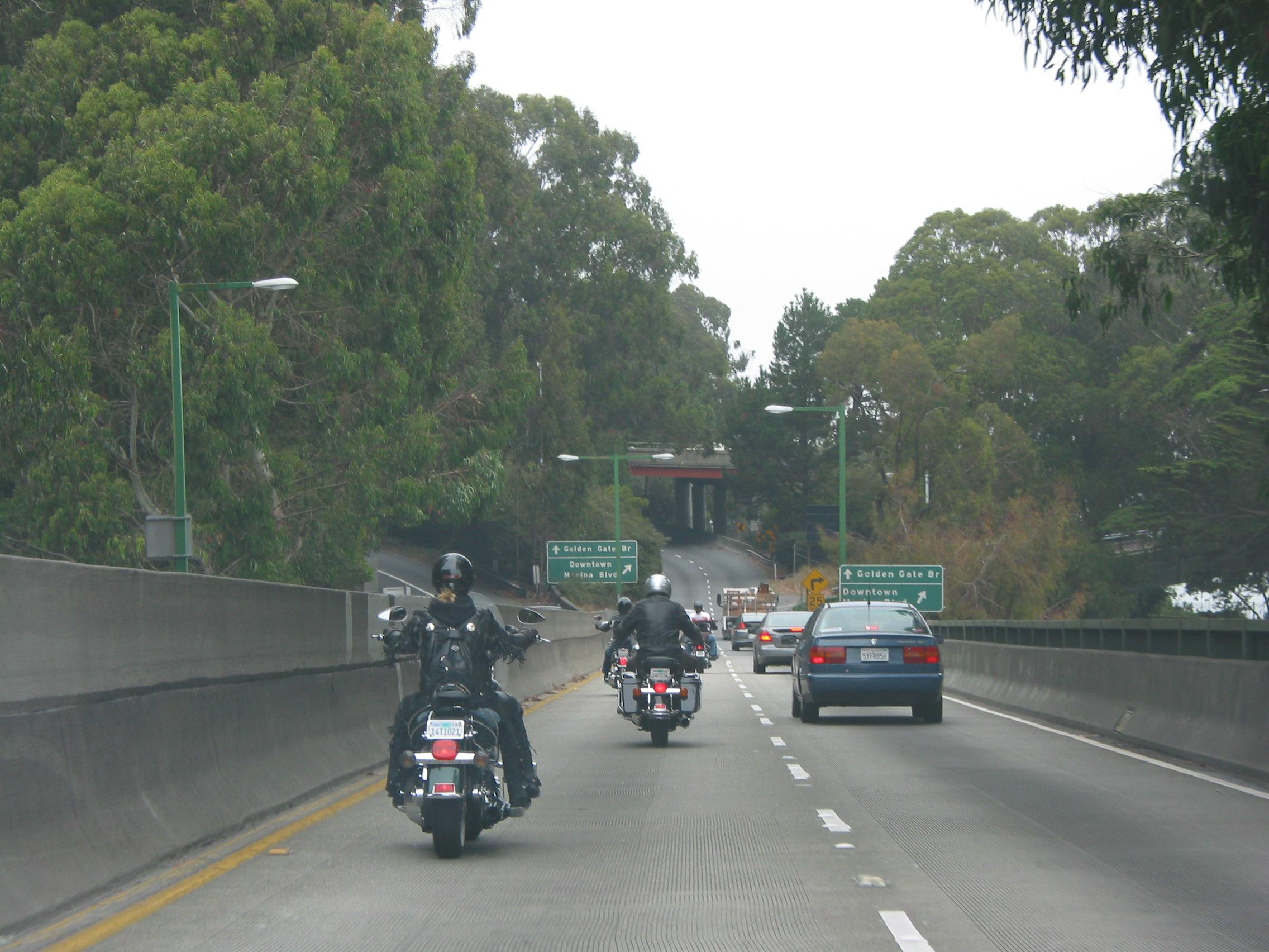 assurance scooter-deux roues sur autoroute